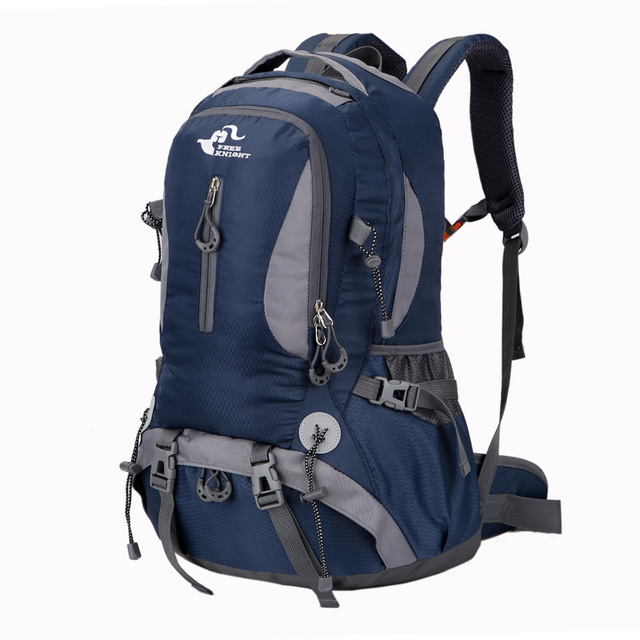 Free Knight 40l Sports Outdoor Backpack Waterproof Cycling Hiking Rucksack Camping Backpacks Bag Sport Equipment Accessories