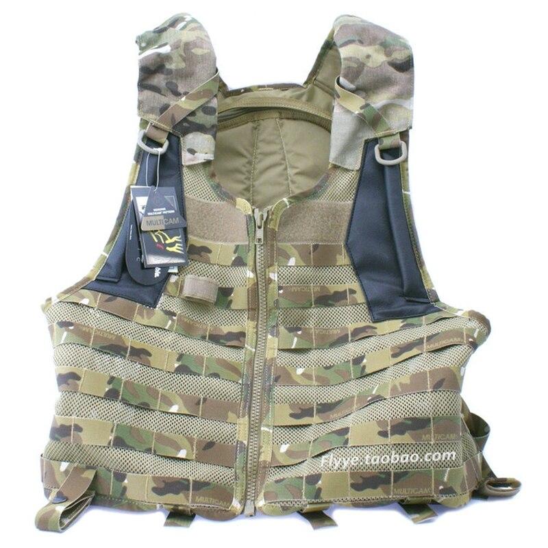 Gilet tactique Delta militaire Top qualité 1000D vessie système XForce MOLLE équipement de protection militaire 3L sac à eau CE013 - 4