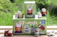Japanese Amine 6pcs/Set Natsume's Book Of Friends Yuujinchou Takashi's Cat 5cm PVC Action Figure Kids Toys hot