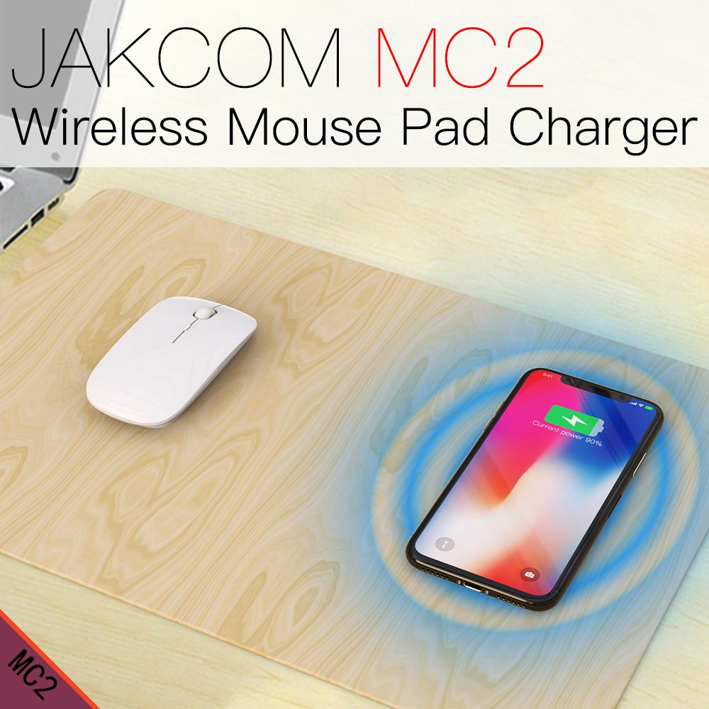 JAKCOM MC2 Wireless Mouse Pad Charger Hot sale in Chargers as aukey imax b6 v2 car phone holder Зарядное устройство