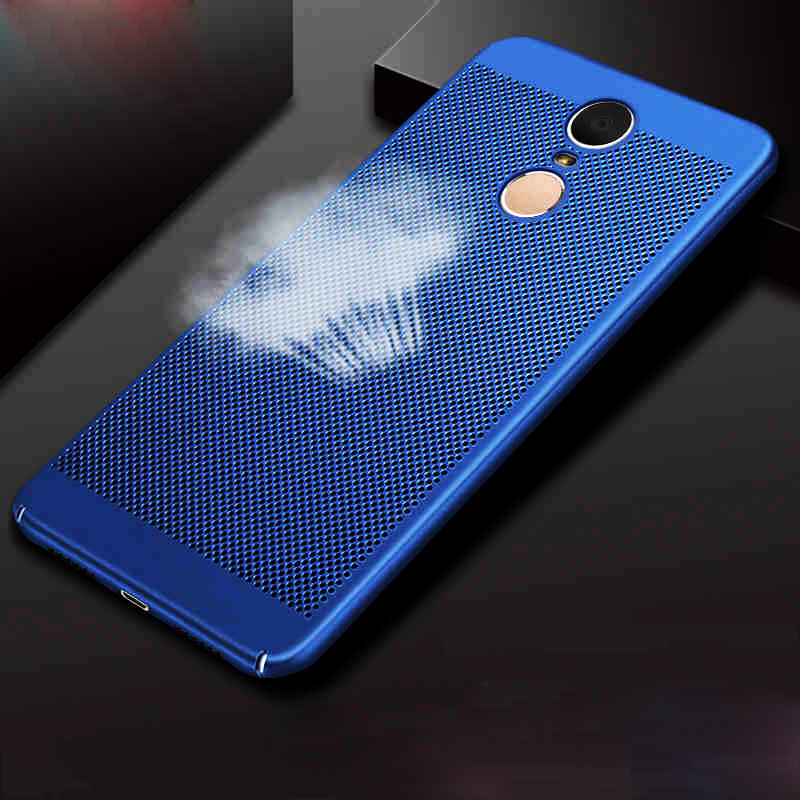 Gertong Heat Dissipation Phone Case For Lenovo K5 K6 K8 Note K8 Plus Ultra Thin Hard PC Luxury Cases Cover For Lenovo K5 Note