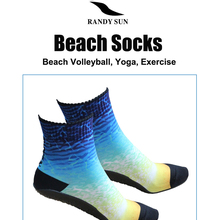 Volleyball Beach-Socks Sand Yoga Jogging Water-Sports Aqua Seamless 2-Pairs RANDY Exercise