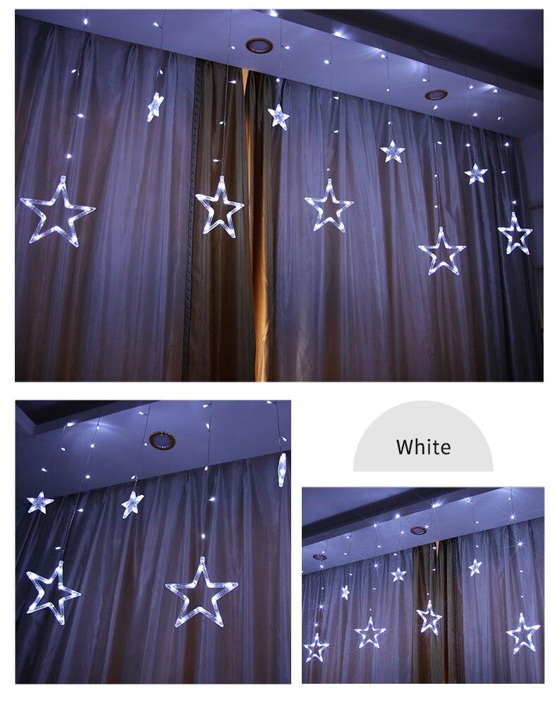 lâmpada para festa de casamento do feriado iluminação