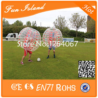 Dia 1.2m Bubble Ball,Child Size Soccer Ball,Human Bumper Ball