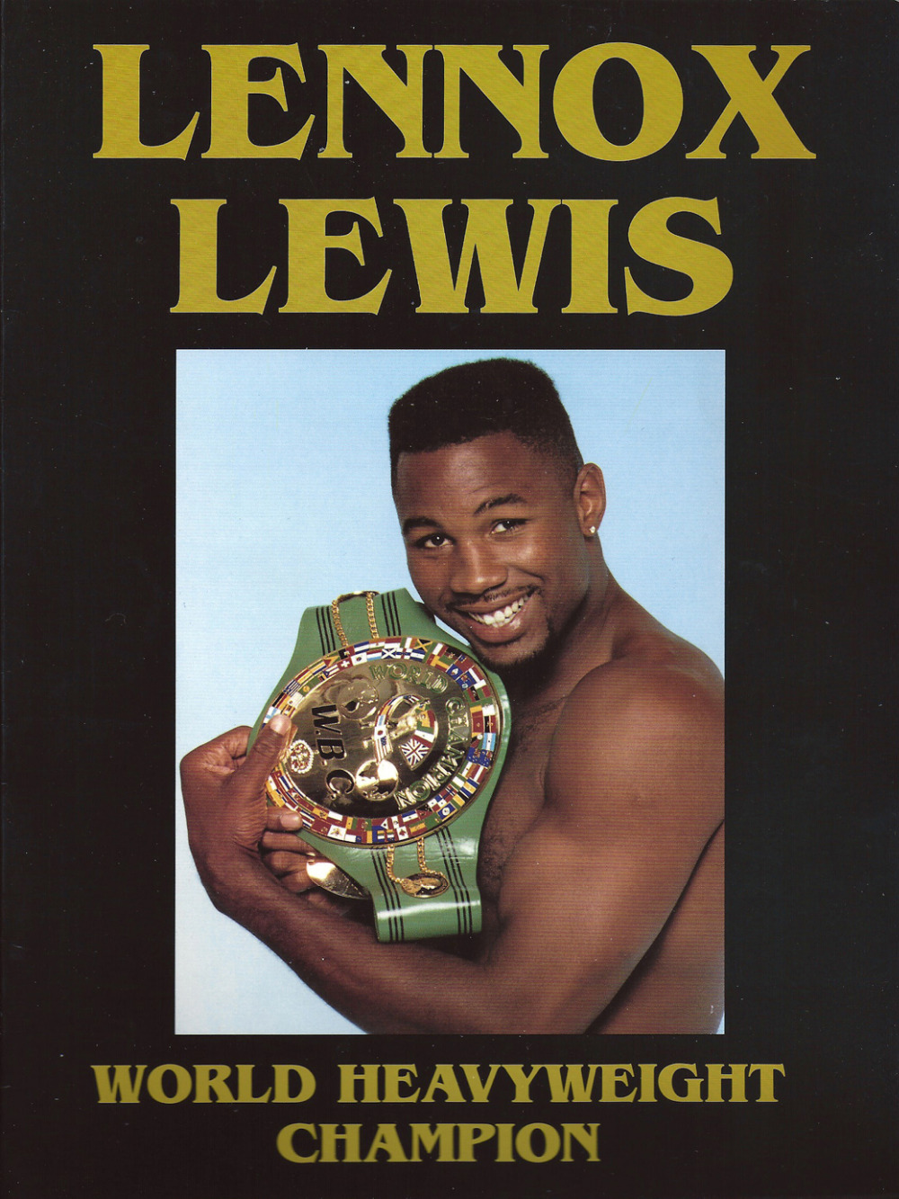 lennox lewis poster. aliexpress.com : buy lennox lewis boxing fabric poster 32\