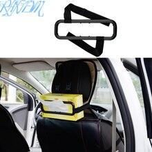 Auto Car Accessories Sun Visor Tissue Paper Box For Honda Brio Satya Freed Zest Life Inspire Airwave Automobile Accessories