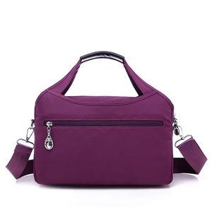 Image 2 - Nylon Women Messenger Bag Ladies Handbags Waterproof Female Shoulder Bag Designer High Quality Crossbody Bags For Teenager Girls