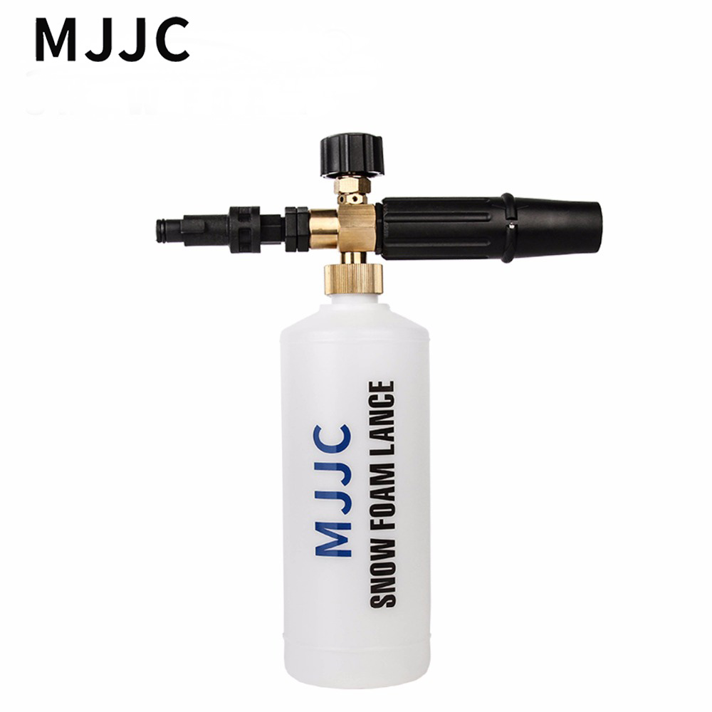 MJJC Brand 2017 with High Quality Snow Foam Lance for Bosche and Faip Pressure Washer old type like aquatak 10, 100, 150