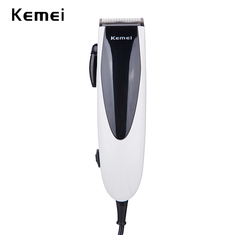 Kemei 10W professional clipper electric shaver beard trimmer men styling tools hair trimmer shaving machine hair cutting professional hair clipper electric hair trimmer hair cutting machine hairdressing styling hair shaving tools barber family use