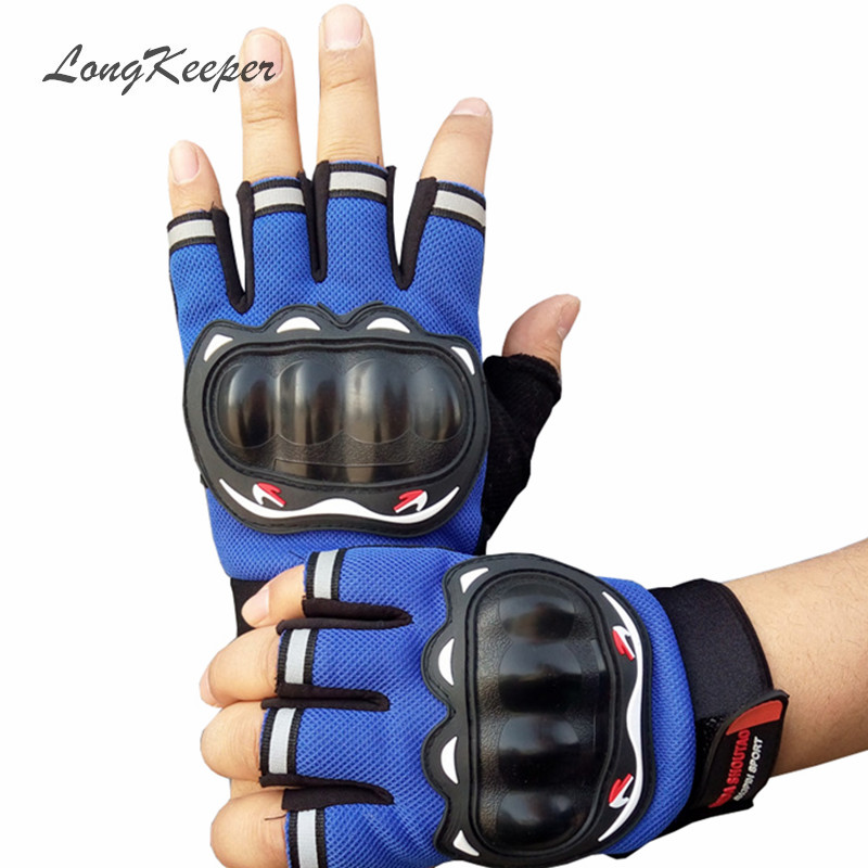 Gloves With Fingertips Out: LongKeeper Mens Tactical Gloves Latex Protection