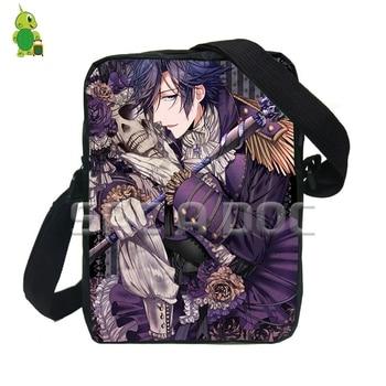 57f800854542 Аниме Uta не принц САМА Ichinose Tokiya сумка Для женщин Для мужчин  маленькую сумочку ...