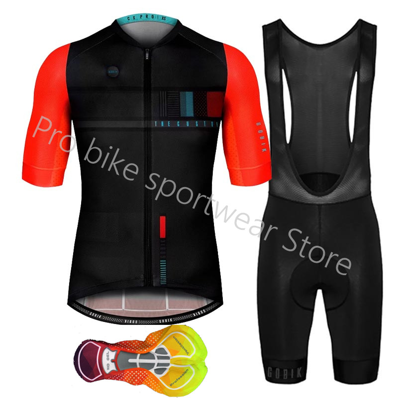 87b41701b Spain GOBIK 2019 Men Women Breathable Cycling Clothing Bicycle Jerseys  Short Sleeve Cycling Jersey Maillot