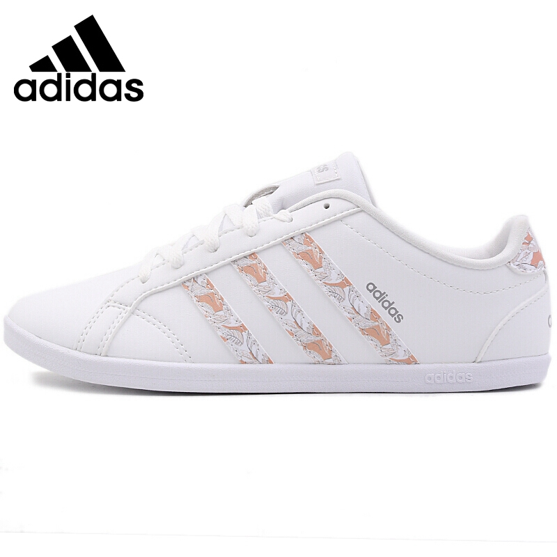 Original New Arrival Adidas NEO CONEO QT Women s Skateboarding Shoes Sneakers