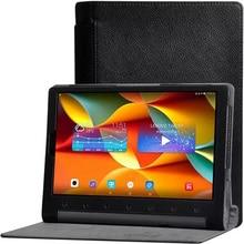 "Folio Stand Ledertasche Voller Schutzhülle Abdeckung Für Lenovo Yoga Tablet 3 Pro 10X90 YT3-X90F X90M YT3-X90L 10,1"""