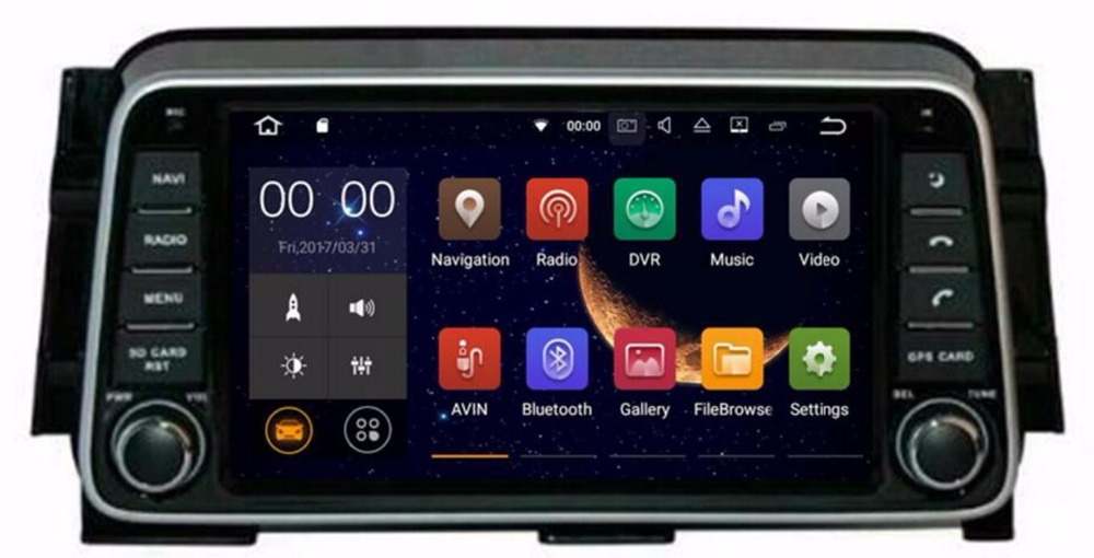 NEW 8 inch 4G LTE Android 8.0 ! ROM 32G octa core car multimedia DVD player Radio GPS FOR NISSAN Kicks 2014- Micra 2017-3G WIFI