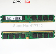 Memory ddr2 2 gb ram desktop memoria ram 2g DDR2 800Mhz 667Mhz 533Mhz / 2G 800 667 533 -- lifetime warranty -- good quality