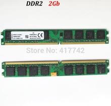 Memory ddr2 2 gb ram desktop memoria ram 2g DDR2 800Mhz 667Mhz 533Mhz / 2G 800 667 533 -- lifetime warranty -- good quality