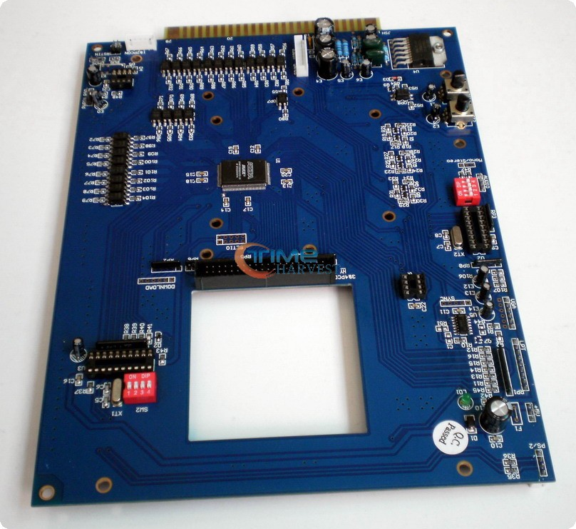 цена на Replace Upper Board Of 2019 In 1 Game Board Upper JAMMA board for 2019 Game Family Multi Games Board 2019 in 1 PCB spare parts