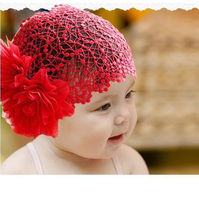 ୧ʕ ʔ୨2018 El 225 Stico Beb 233 Headwear Flor Para Ni 241 As Neto Pelo
