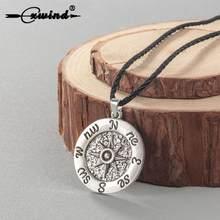 4eeb96ff656d Promoción de Compass Pendant Necklace - Compra Compass Pendant ...