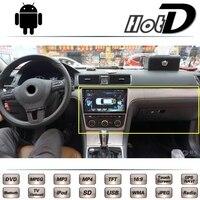 For VolksWagen VW PASSAT Dasher Quantum Santana Corsar Magotan Carat Car Multimedia DVD Player GPS Navigation