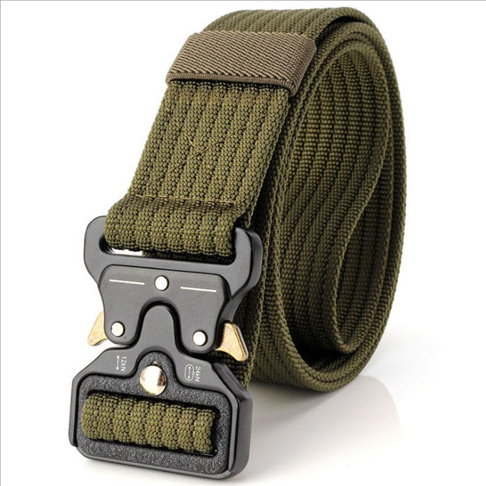Men Tactical Gear SWAT US Soldiers Army Belt Men Military Equipment Combat Waist Belts Sturdy Airsoft Nylon Waistband 3.8cm
