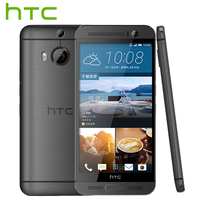 T Mobile Version HTC One M9+ M9pw 4G LTE Mobile Phone Octa Core 2.2 GHz 3GB RAM 32GB ROM 5.2inch 2560x1440 Dual Camera CellPhone