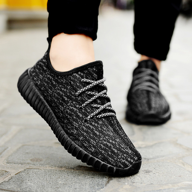 2017 men shoes lightweight breathable air mesh casual flat basket femme zapatillas zapatillas hombre tenis feminino
