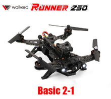 (In stock) Original Walkera Runner 250 Racing RC Quadcopter (Basic 2-1 Version )  Without DEVO 7 transmitter Drone BNF 2.4GHz