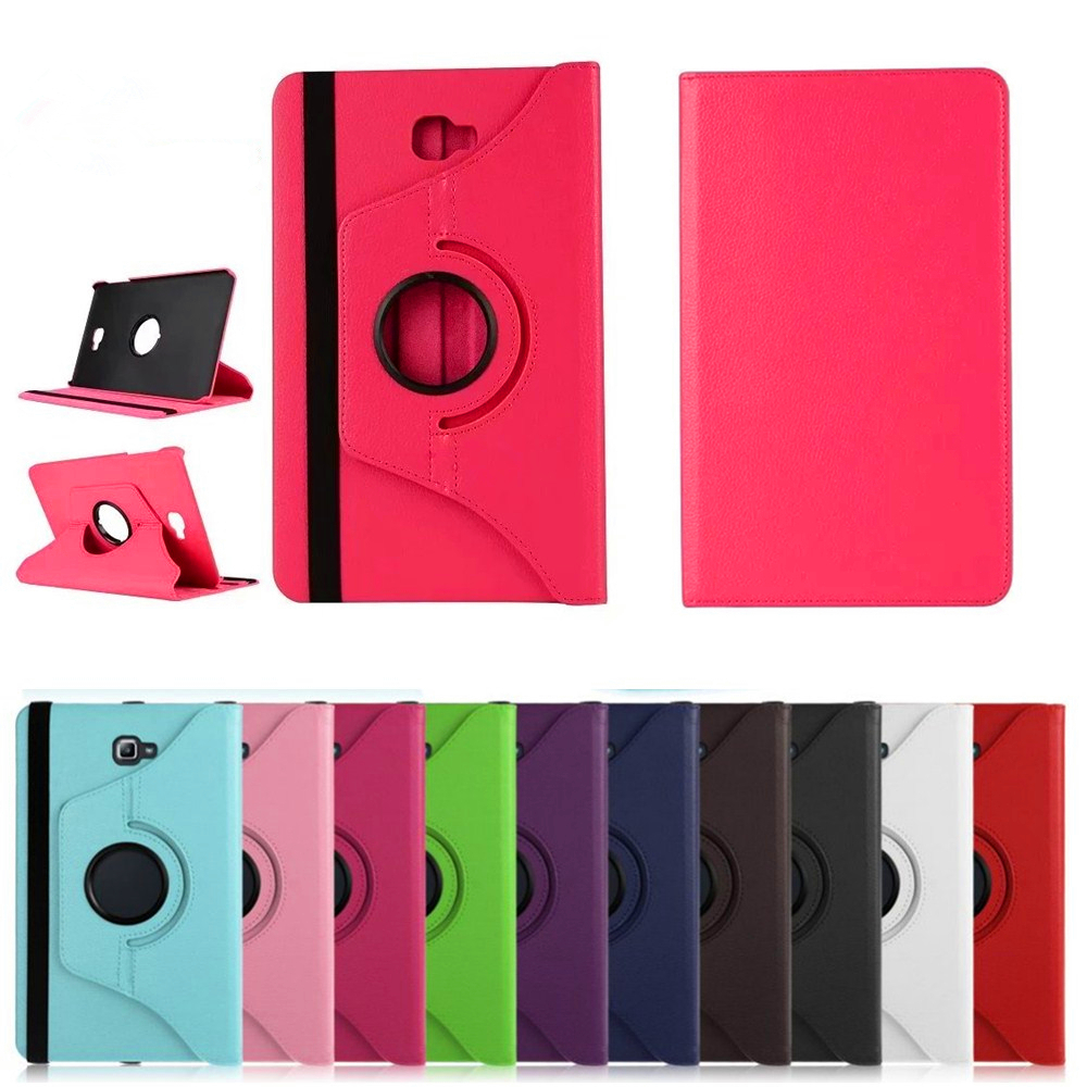 Tab A 10.1 2016 T580 PU Leather Stand Case Cover For Samsung Galaxy Tab A 10.1