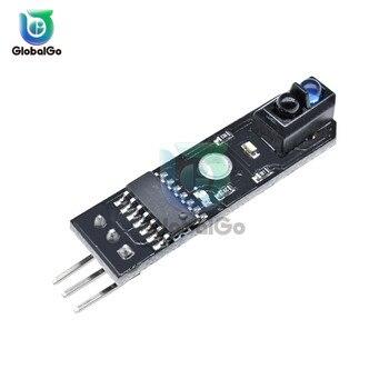 Na podczerwień IR śledzenia linii moduł czujnika TCRT5000 przeszkód Avoidanc dla Arduino AVR ARM PIC DC 5 V