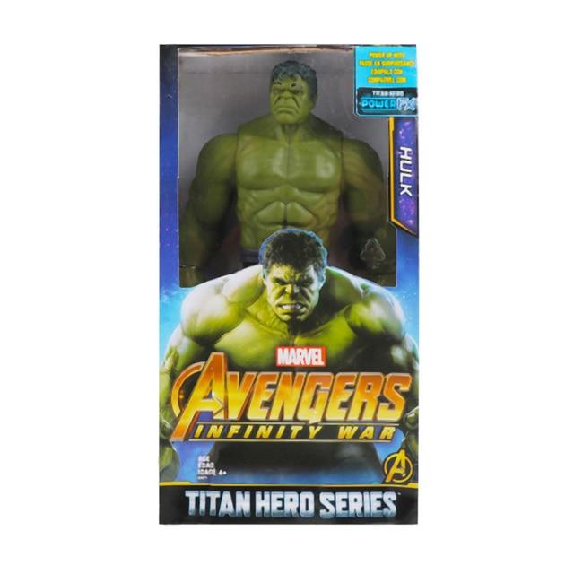 Hulk with box