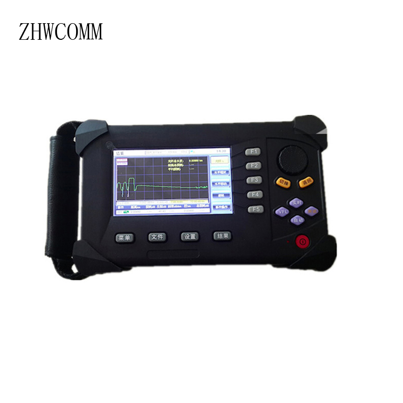 ZHWCOMM Handheld OTDR 34 / 32dB DVP-322L Optical Time Domain Reflectometer