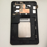 Full LCD Display Panel Touch Screen Glass Sensor Digitizer Assembly Frame For Asus MeMO Pad HD7