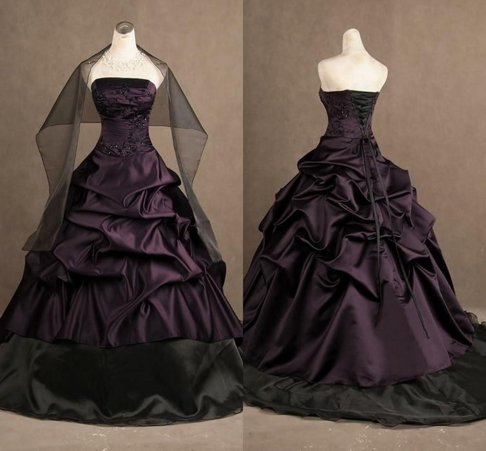 victorian gothic prom dresses