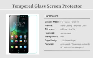 Image 4 - Glass For Huawei Honor 4C Screen Protector Tempered Glass For Huawei Honor 4C Protective Glass Phone Film For Huawei Honor 4C