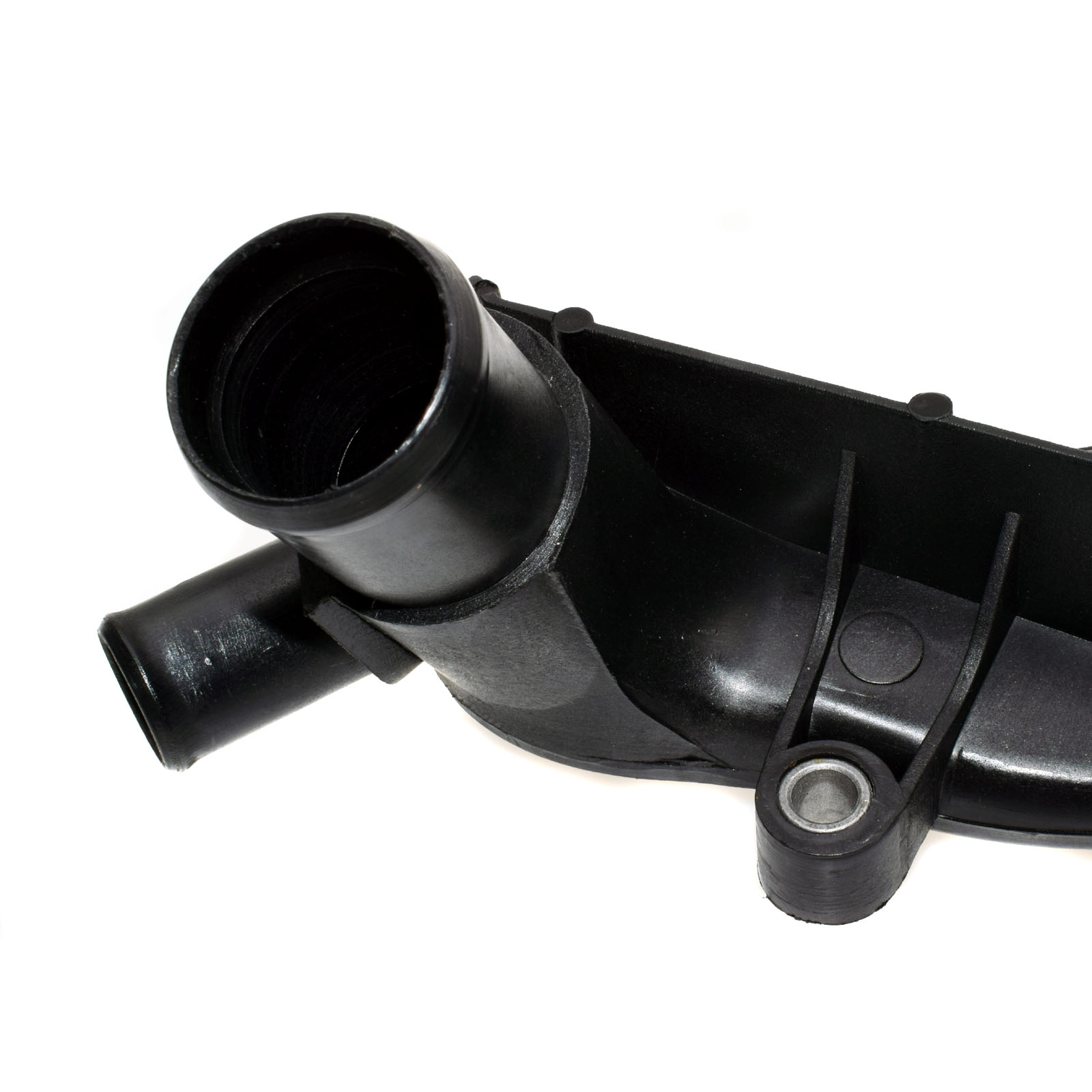 medium resolution of wolfigo thermostat housing for audi a6 allroad quattro v6 vw passat 078121121k 078 121 121 k in thermostats parts from automobiles motorcycles on