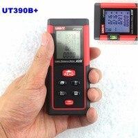 UNI T UT390B 40m Portable Laser Distance Meters Rangefinders For Construction Real Estate Continuous Measurement