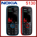 Original Nokia 5130 XpressMusic Russian Keyboard Mobile Phone Free Shipping