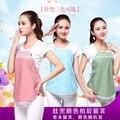 Радиационно-стойкие одежды для беременных, одежда innerwear отрыжка ткани фартук защитной одежды весной и осенью из четырех