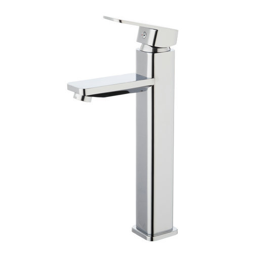 Tall Basin Faucet Torneira New Brand Waterfall Bathroom Chrome Brass 8309 Deck Mounted Sink Single Handle Faucets Mixers Taps