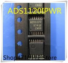 NEW 5PCS/LOT ADS1120IPWR ADS1120IPW ADS1120 TSSOP-16 IC