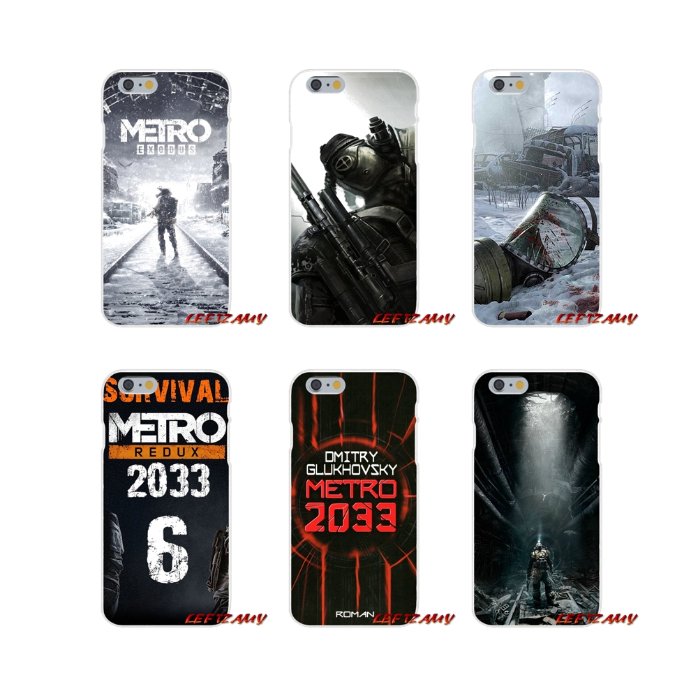 Accessories Phone Cases Covers For Samsung Galaxy A3 A5 A7 J1 J2 J3 J5 J7 2015 2016 2017 Hot Game Metro 2033 image