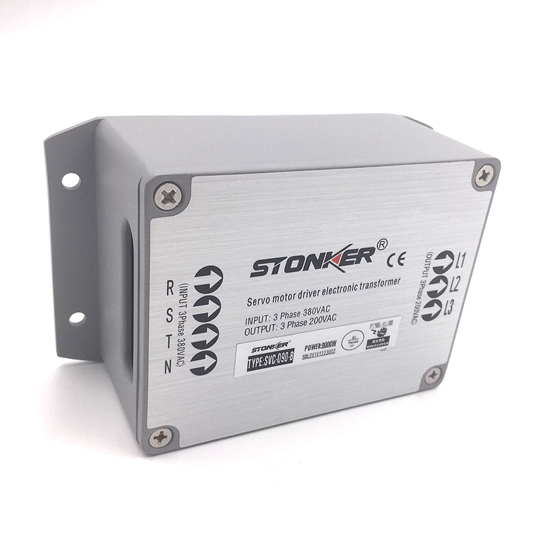 Good Quality 9kw Servo Drive Power Supply Transformer 380V to 220V 3 Phase SVC-090-B Electronic transformer NEW new original sgdv 200a01a sgmgv 30adc6c 200v 2 9kw servo system