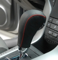 Automatic Car Special Hand-stitched Leather Gear Shift Cover FOR Chevrolet Cruze Chevrolet Captiva 2013 2012 2011
