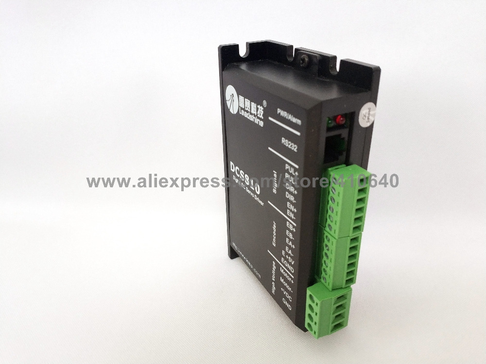 Leadshine Servo Drive DCS810  (3)