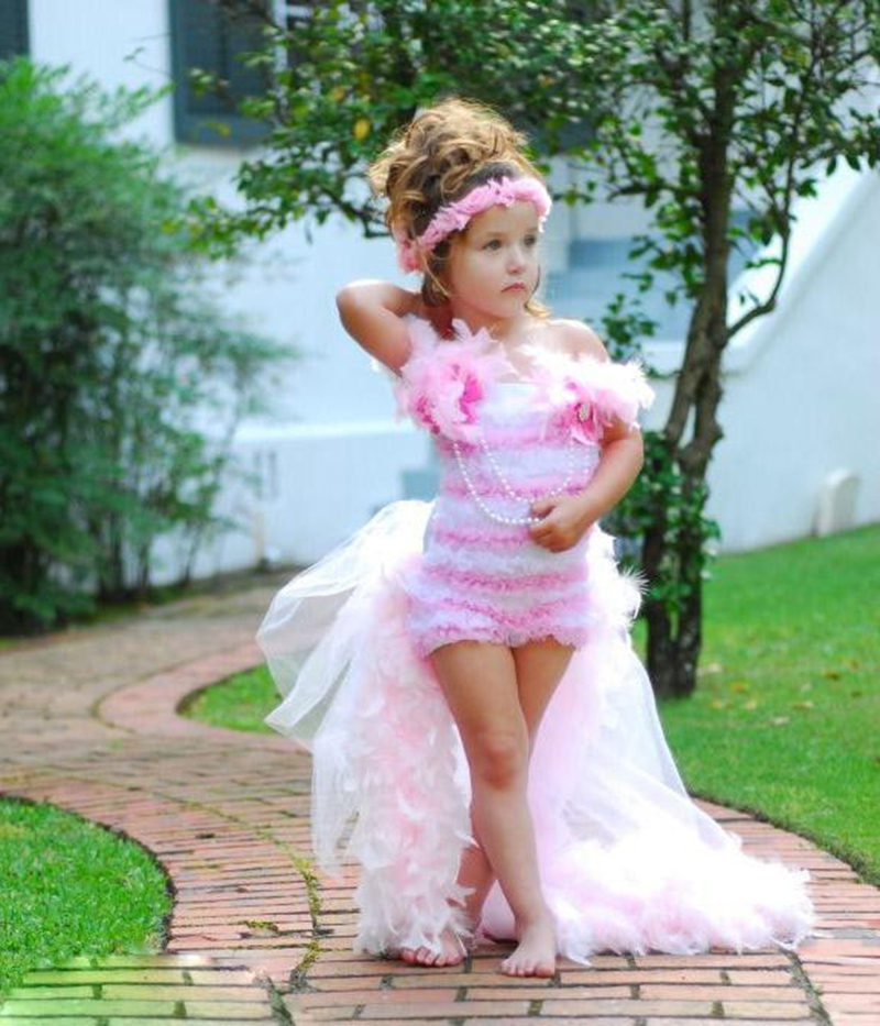 Kids Dream Flower Girl Dresses 46