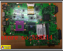original For Toshiba A505 Laptop Motherboard Mainboard V000198010 1310A2250207 100% Test ok