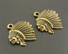 31a1806611 Buy american indian charms and get free shipping on AliExpress.com