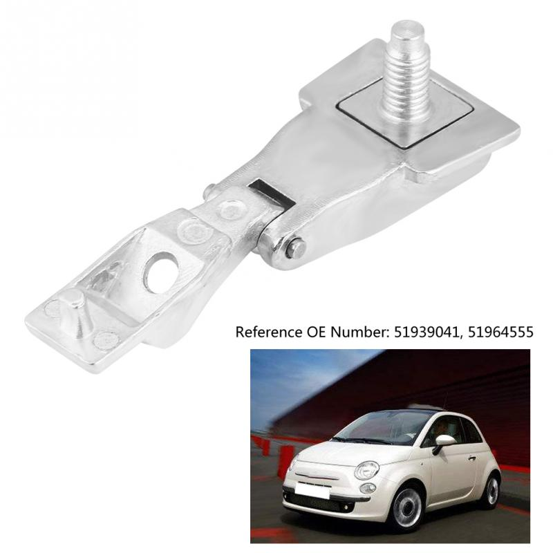 Outer Exterior Door Handle Left Driver//Right Passenger for Fiat 500 2012-2018